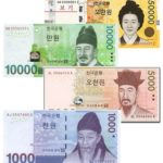 100,000 Korean Won