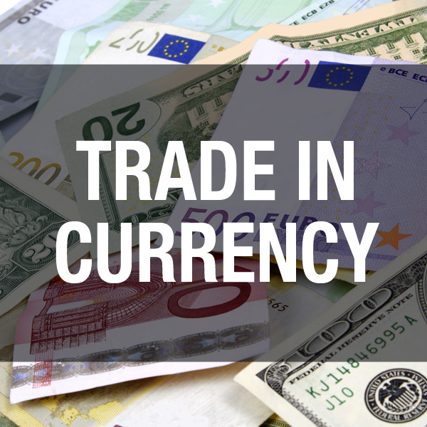 Trade In Currency (Sell Currency)
